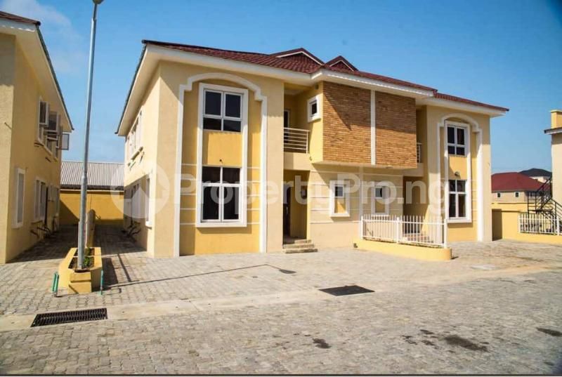 4 bedroom Semi Detached Duplex House for sale Alperton Estate, Osapa london Lekki Lagos - 1