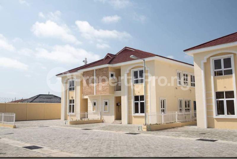 4 bedroom Semi Detached Duplex House for sale Alperton Estate, Osapa london Lekki Lagos - 0