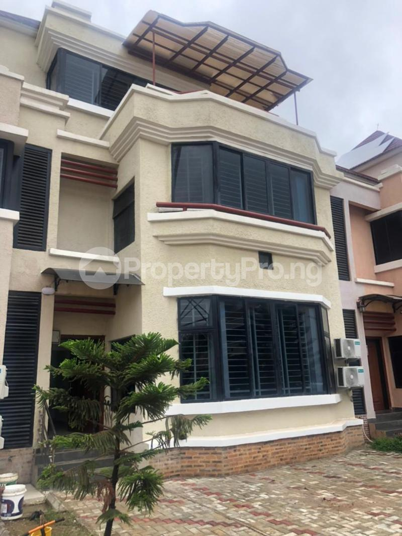 4 bedroom Terraced Duplex House for rent Wuye Abuja - 1
