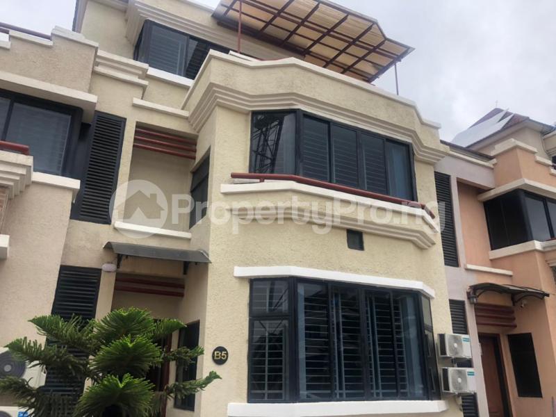 4 bedroom Terraced Duplex House for rent Wuye Abuja - 9