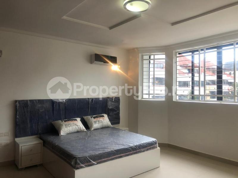 4 bedroom Terraced Duplex House for rent Wuye Abuja - 8