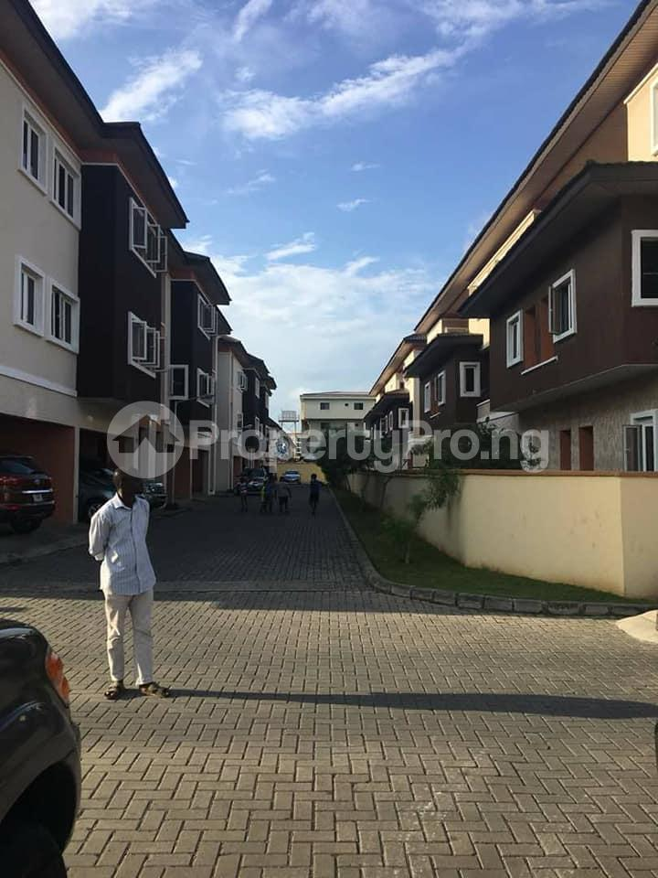 4 bedroom Terraced Duplex House for rent Yetville estate Ikate Ikate Lekki Lagos - 14