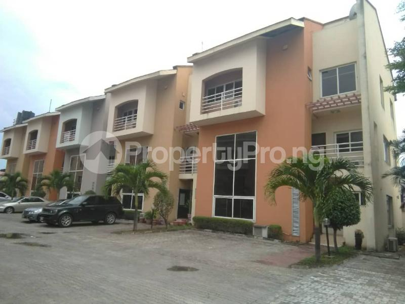 4 bedroom Terraced Duplex House for sale Landbridge avenue, by palace road ONIRU Victoria Island Lagos - 0