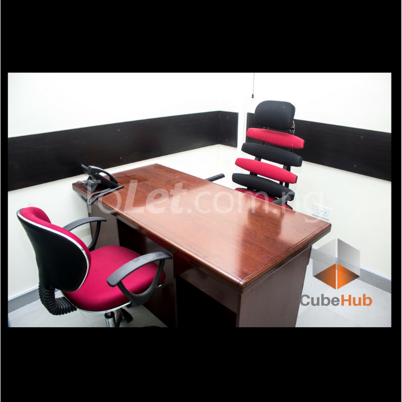 Office Space Commercial Property for shortlet 38, Opebi Road Opebi Ikeja Lagos - 1