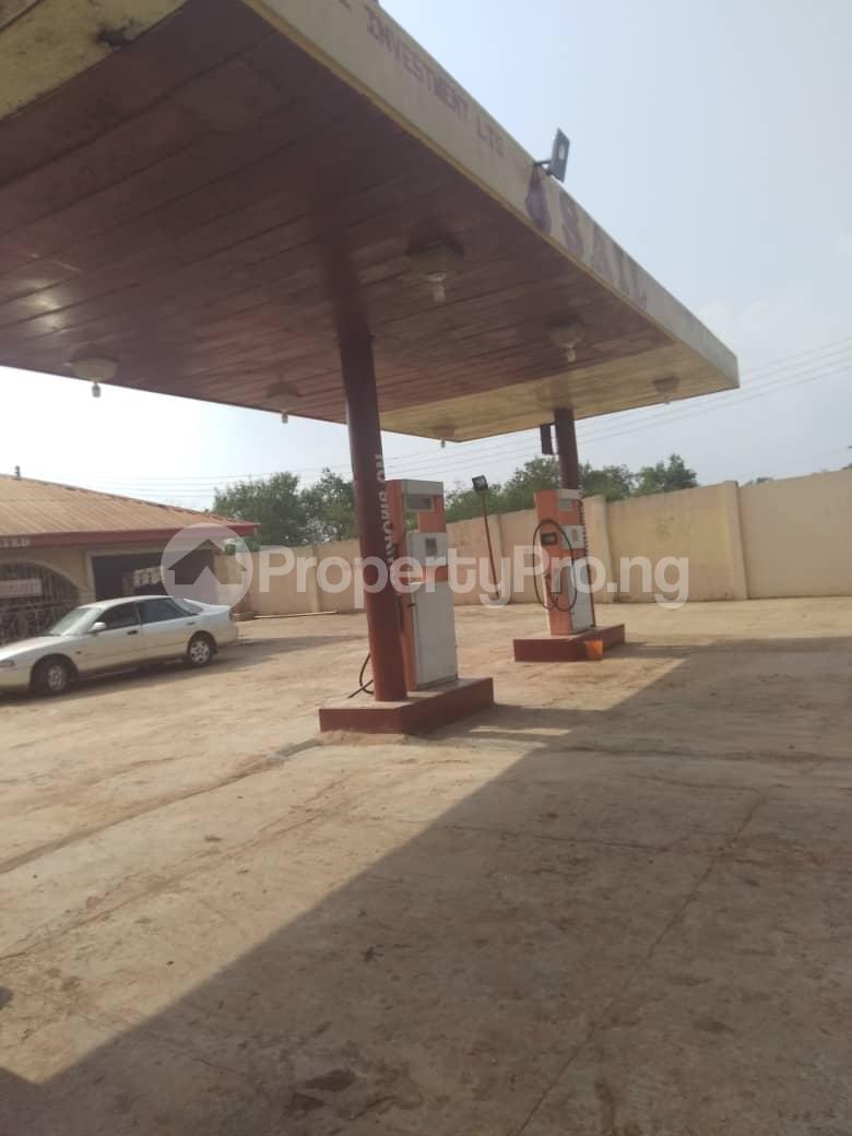 Tank Farm Commercial Property for sale Aba Odo Bustop Along Akinyele Area Akinyele Oyo - 0