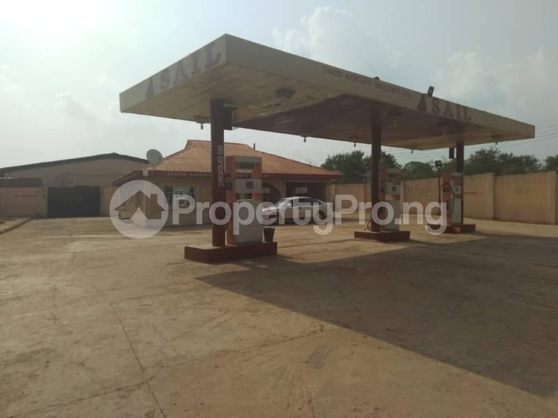 Tank Farm Commercial Property for sale Aba Odo Bustop Along Akinyele Area Akinyele Oyo - 2
