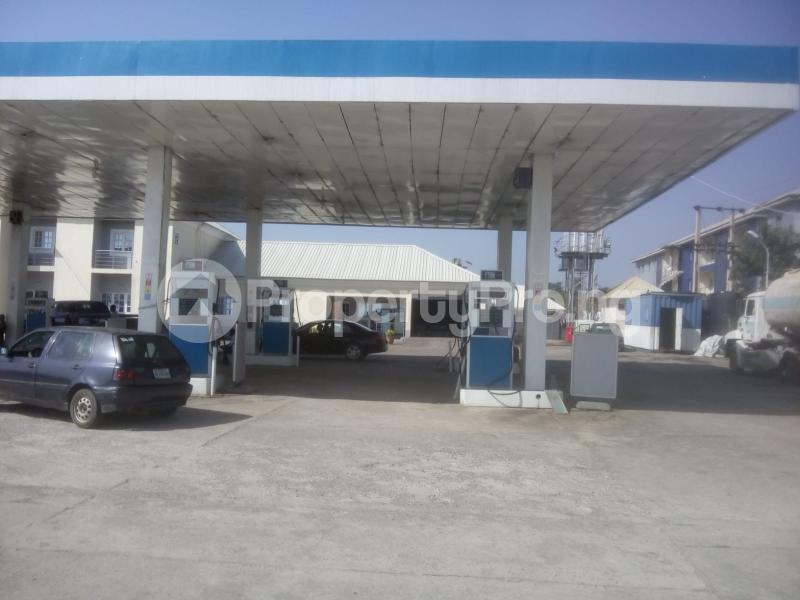 Tank Farm for sale Airport Road Lugbe Lugbe Abuja - 1