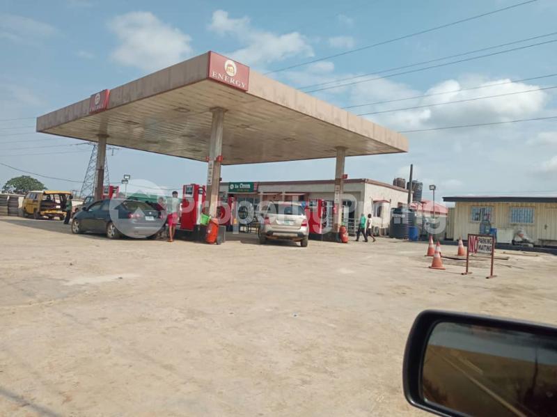 Tank Farm for sale Is At Irawo Immediately After Owode Onirin On Ikorodu Road Mile 12 Kosofe/Ikosi Lagos - 0