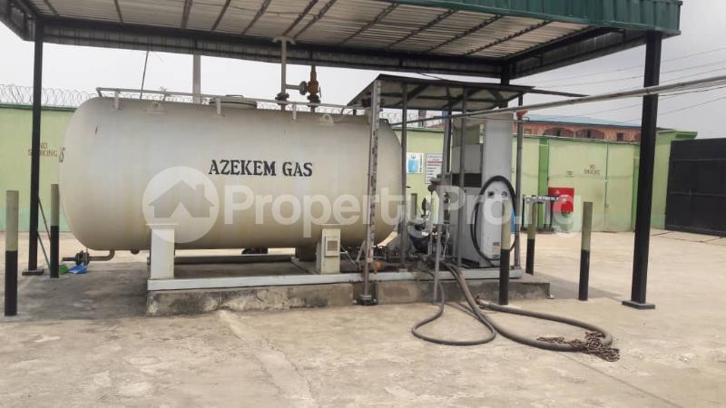 Tank Farm for sale Odo Olowu Street Ijesha Surulere Lagos - 0
