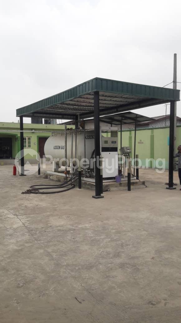 Tank Farm for sale Odo Olowu Street Ijesha Surulere Lagos - 2