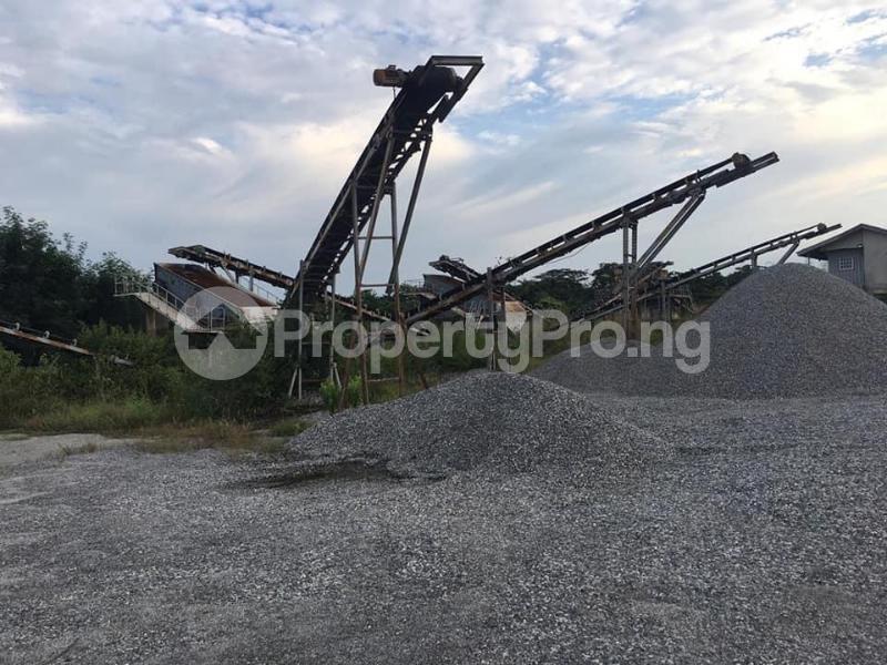 Factory Commercial Property for sale Abeokuta Ogun State  Ago Oko Abeokuta Ogun - 0