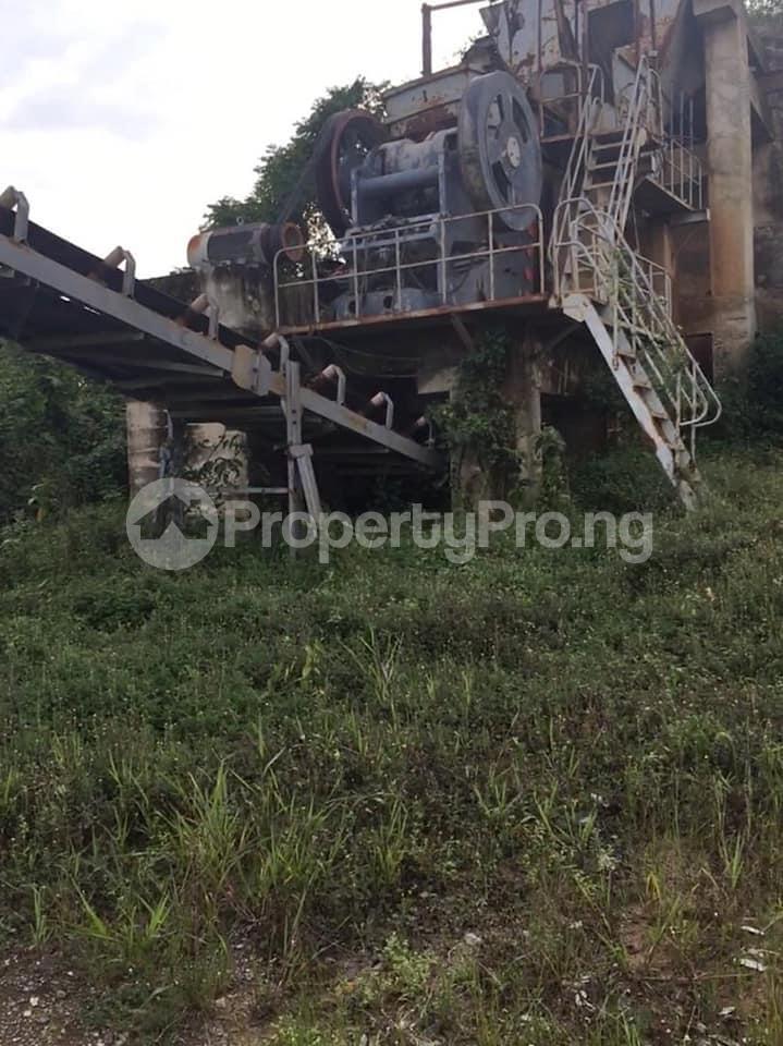 Factory Commercial Property for sale Abeokuta Ogun State  Ago Oko Abeokuta Ogun - 1