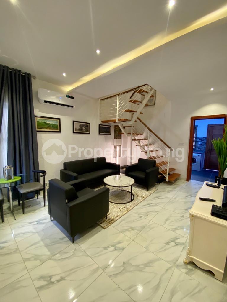 2 bedroom House for shortlet Chevron chevron Lekki Lagos - 1