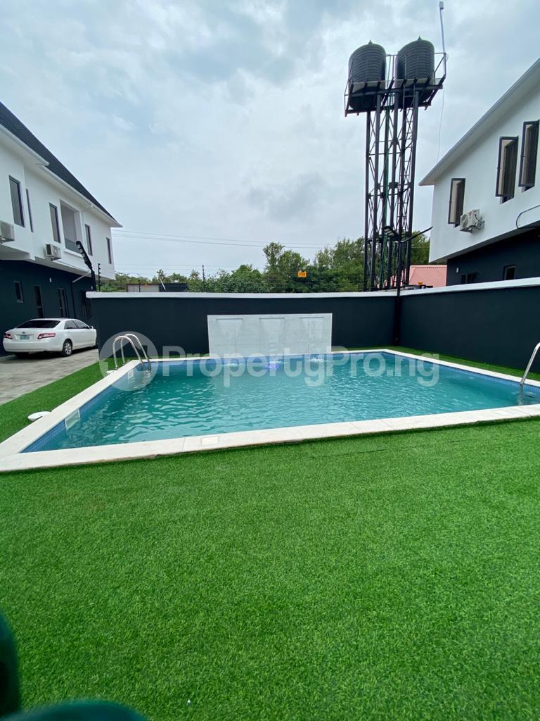 2 bedroom House for shortlet Chevron chevron Lekki Lagos - 8