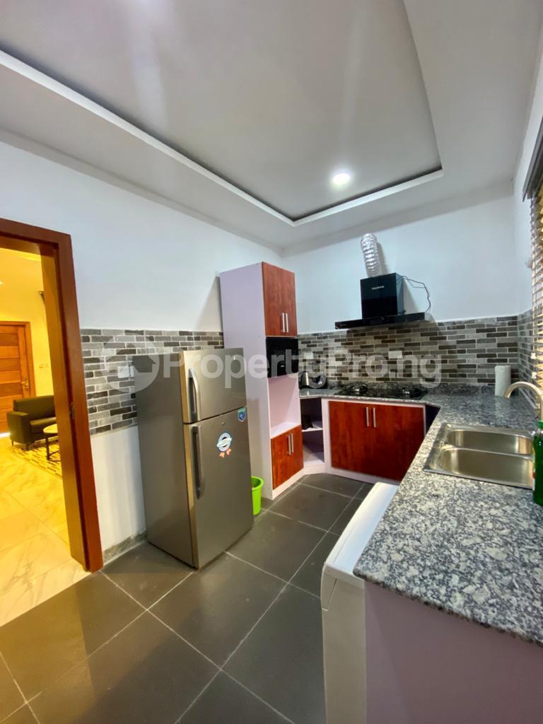 2 bedroom House for shortlet Chevron chevron Lekki Lagos - 6