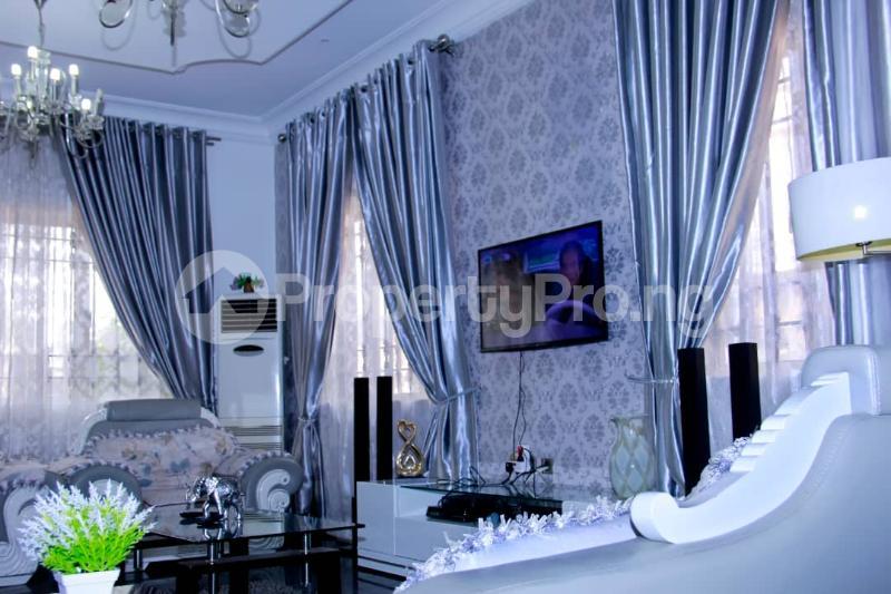 4 bedroom Detached Duplex for shortlet Vgc VGC Lekki Lagos - 0