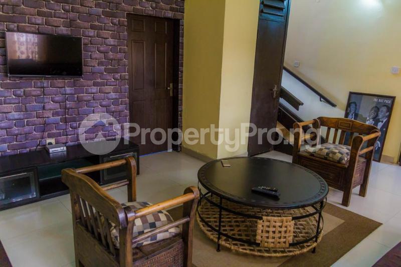 1 bedroom mini flat  Mini flat Flat / Apartment for shortlet Opebi Opebi Ikeja Lagos - 0