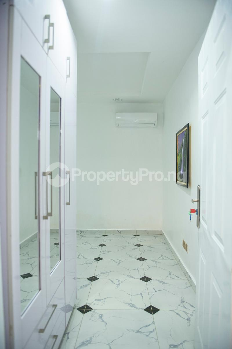 1 bedroom Semi Detached Duplex for shortlet N01w 4, Brains And Hammers City Life Camp Abuja - 3