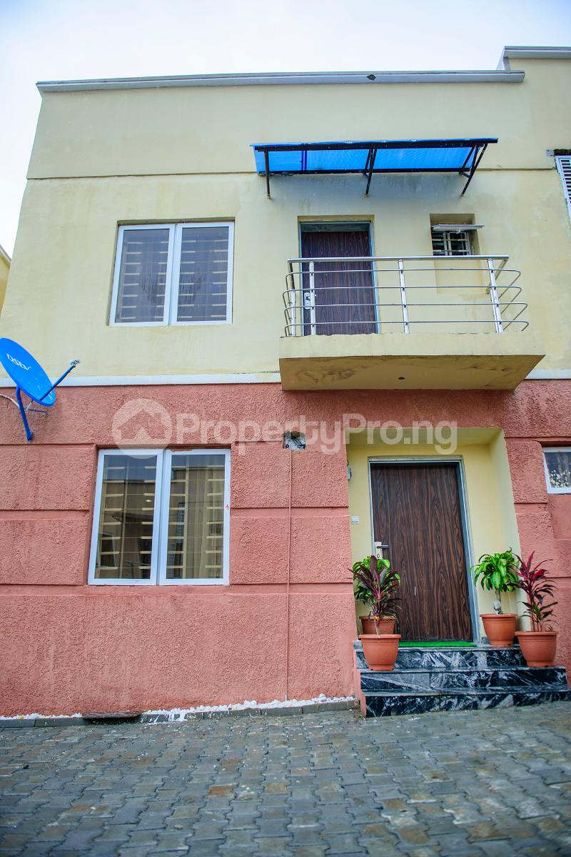 1 bedroom Semi Detached Duplex for shortlet N01w 4, Brains And Hammers City Life Camp Abuja - 0