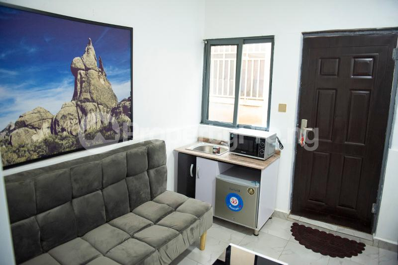 1 bedroom Semi Detached Duplex for shortlet N01w 4, Brains And Hammers City Life Camp Abuja - 1