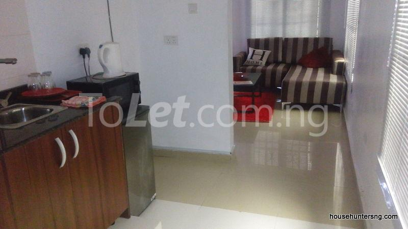 1 bedroom mini flat  Studio Apartment Flat / Apartment for shortlet Lekki Garden Estate chevron Lekki Lagos - 5