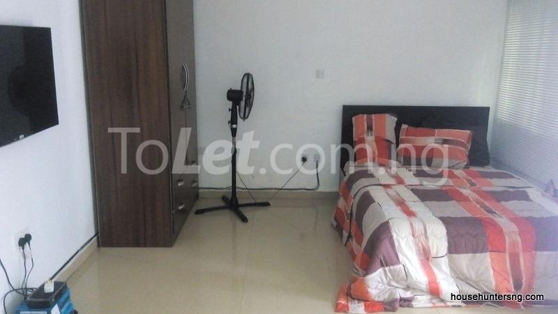 1 bedroom mini flat  Studio Apartment Flat / Apartment for shortlet Lekki Garden Estate chevron Lekki Lagos - 7