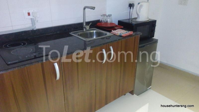 1 bedroom mini flat  Studio Apartment Flat / Apartment for shortlet Lekki Garden Estate chevron Lekki Lagos - 4