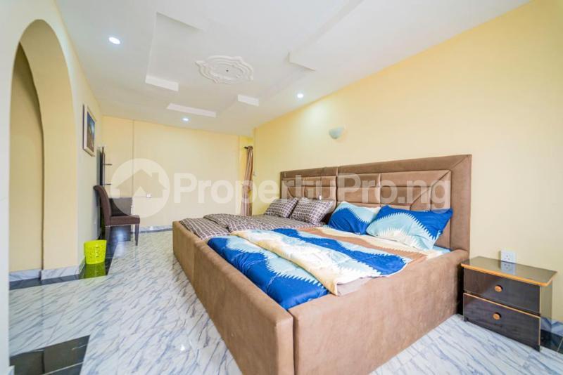 3 bedroom Mini flat for shortlet   Shonibare Estate Maryland Lagos - 1