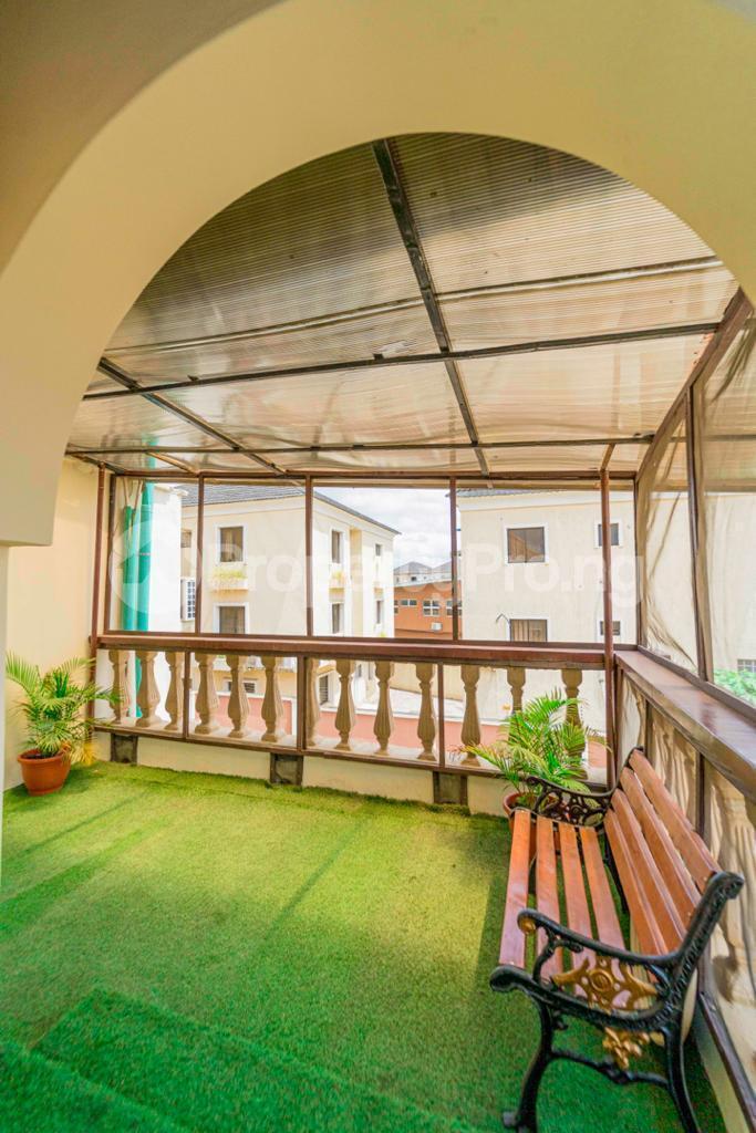 3 bedroom Mini flat for shortlet   Shonibare Estate Maryland Lagos - 5