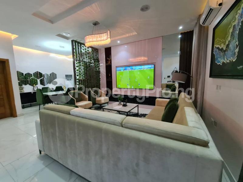 4 bedroom Detached Duplex for shortlet Osapa Osapa london Lekki Lagos - 0