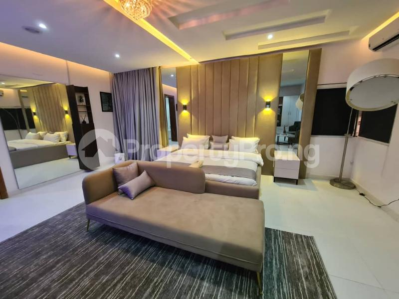4 bedroom Detached Duplex for shortlet Osapa Osapa london Lekki Lagos - 6
