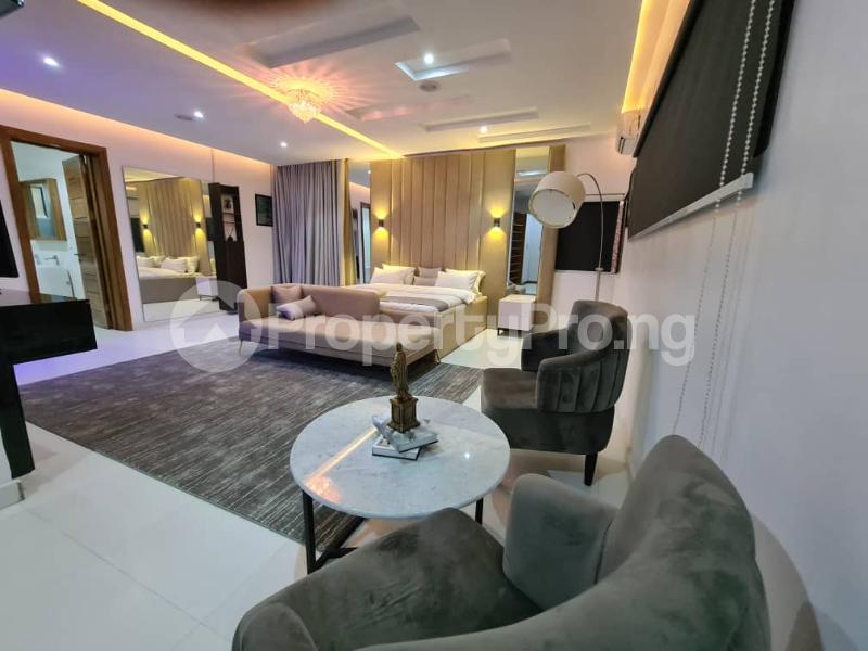 4 bedroom Detached Duplex for shortlet Osapa Osapa london Lekki Lagos - 8