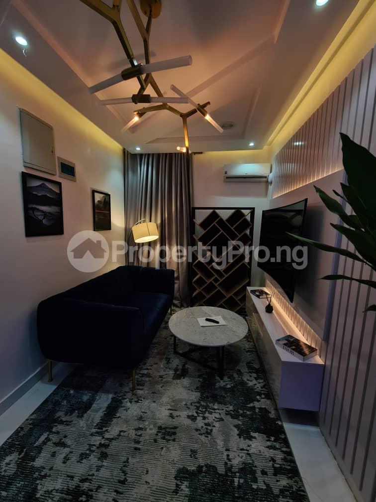 4 bedroom Detached Duplex for shortlet Osapa Osapa london Lekki Lagos - 4