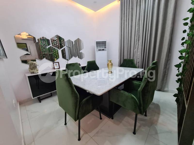 4 bedroom Detached Duplex for shortlet Osapa Osapa london Lekki Lagos - 7