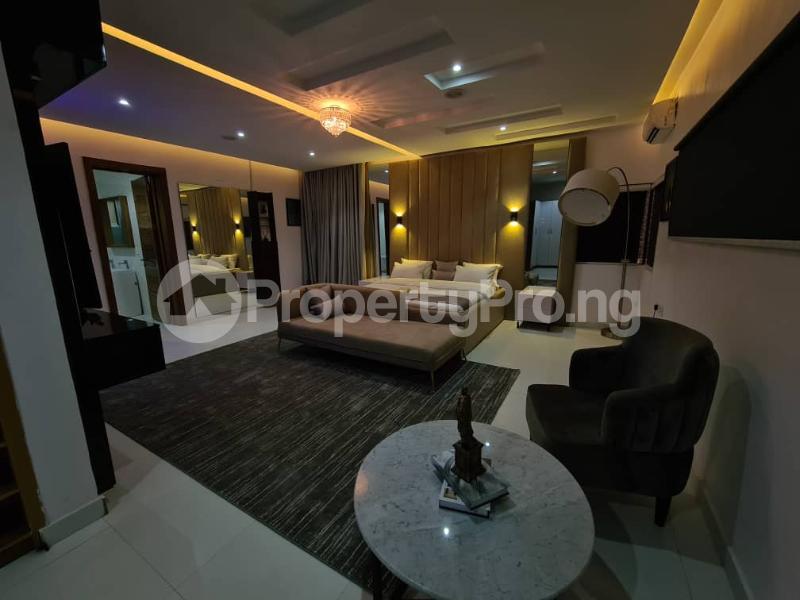 4 bedroom Detached Duplex for shortlet Osapa Osapa london Lekki Lagos - 2