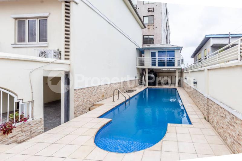 4 bedroom Terraced Duplex House for shortlet off Bishop Oluwole, Victoria island Victoria Island Lagos - 0