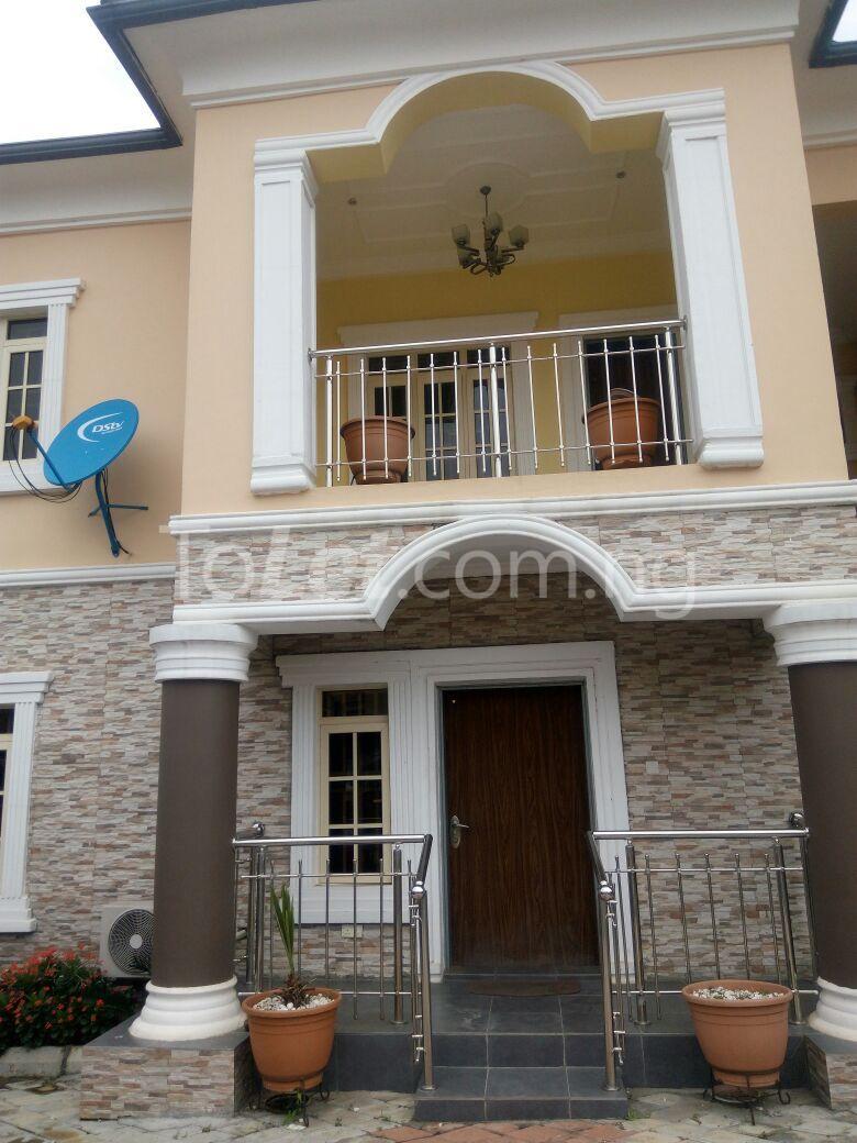House for rent Minimah Estate  Mobolaji Bank Anthony Way Ikeja Lagos - 1
