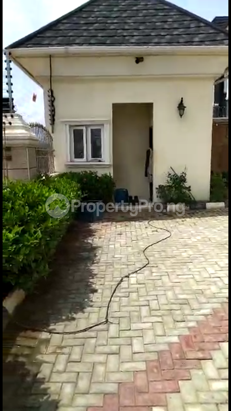 5 bedroom Detached Duplex House for sale Gwarinpa Gwarinpa Abuja - 5