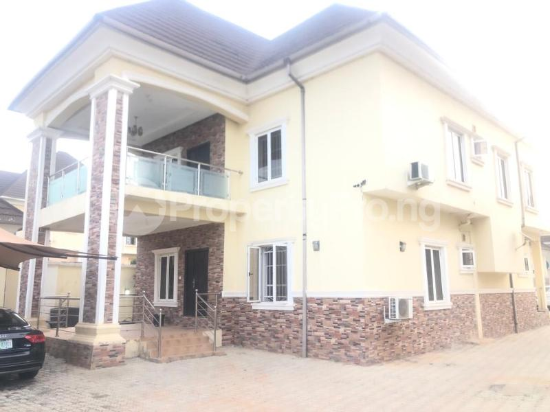 5 bedroom Detached Duplex House for sale Efab Metropolis,Gwarinpa -Abuja. Gwarinpa Abuja - 0