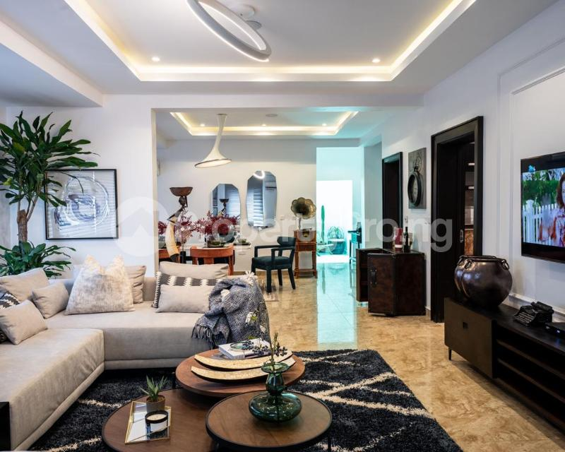 4 bedroom Penthouse Flat / Apartment for shortlet Prime water garden 2  Lekki Phase 2 Lekki Lagos - 8