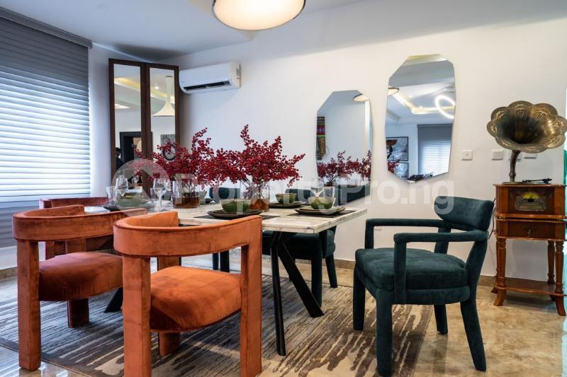4 bedroom Penthouse Flat / Apartment for shortlet Prime water garden 2  Lekki Phase 2 Lekki Lagos - 1