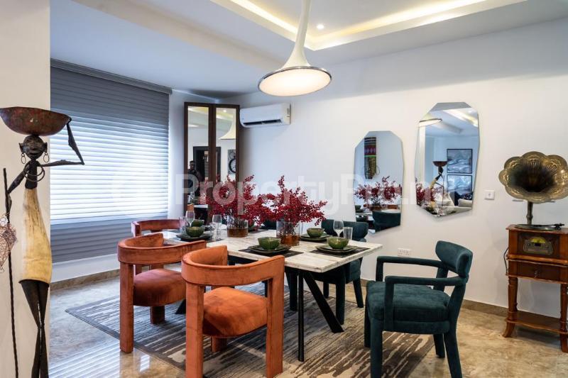 4 bedroom Penthouse Flat / Apartment for shortlet Prime water garden 2  Lekki Phase 2 Lekki Lagos - 6