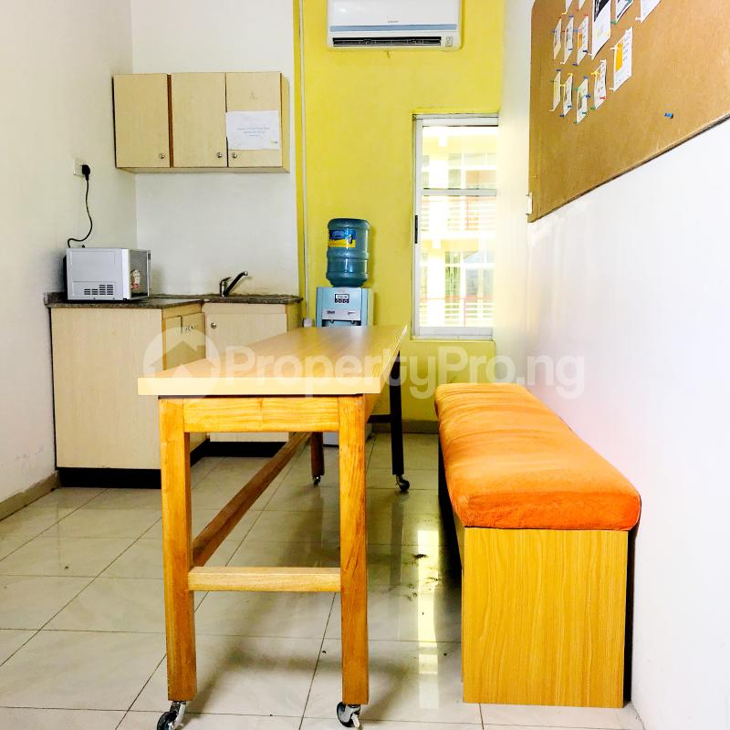 Private Office Co working space for rent 2nd Floor, Garnet Building Igbo-efon Lekki Lagos - 9