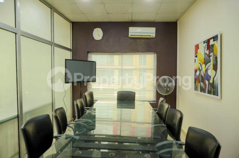 Private Office Co working space for rent 2nd Floor, Garnet Building Igbo-efon Lekki Lagos - 10