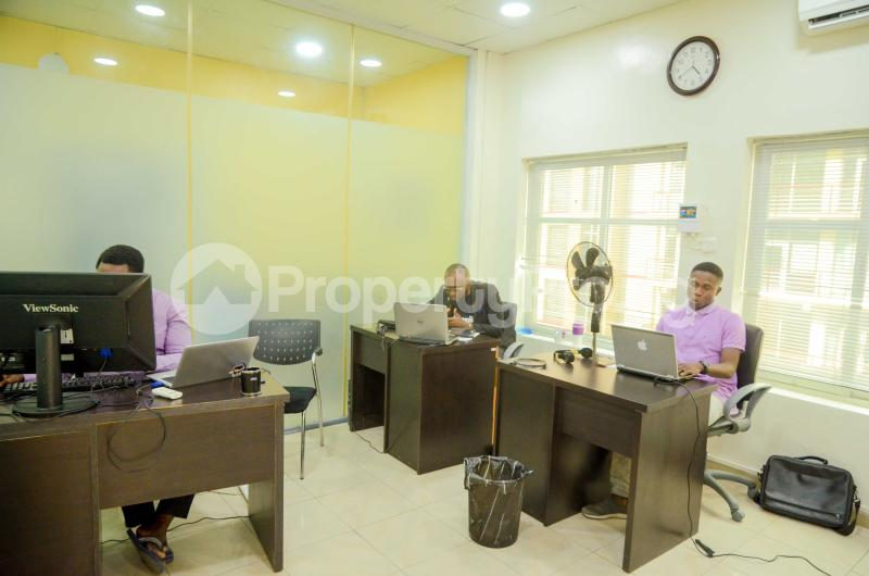 Private Office Co working space for rent 2nd Floor, Garnet Building Igbo-efon Lekki Lagos - 3