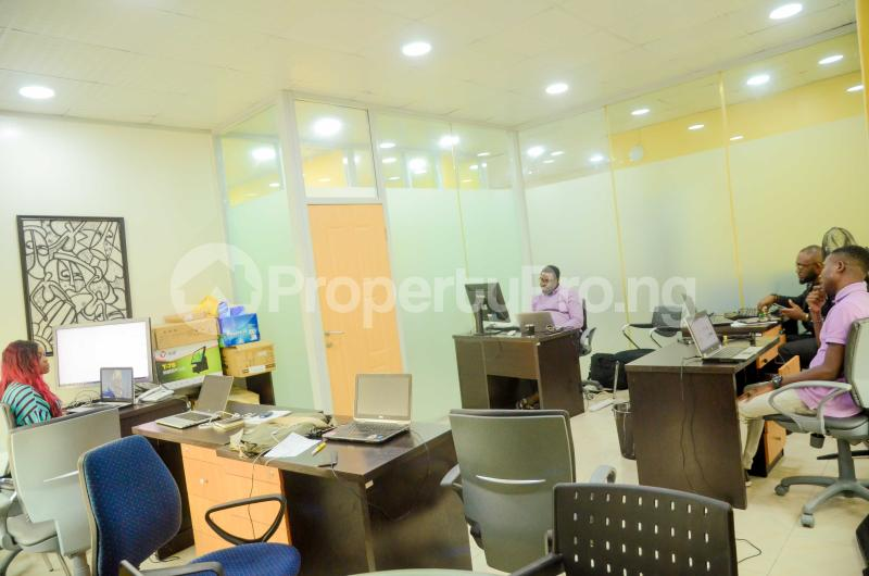 Private Office Co working space for rent 2nd Floor, Garnet Building Igbo-efon Lekki Lagos - 4