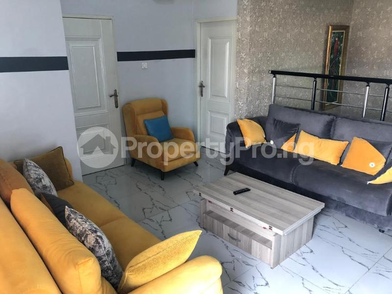 4 bedroom Semi Detached Duplex for shortlet Chevron Drive chevron Lekki Lagos - 1