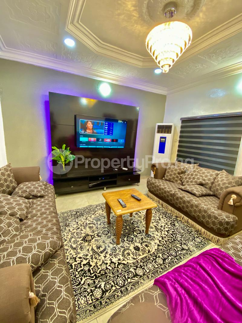 2 bedroom Mini flat Flat / Apartment for shortlet Wuse, Zone6 Wuse 2 Abuja - 1