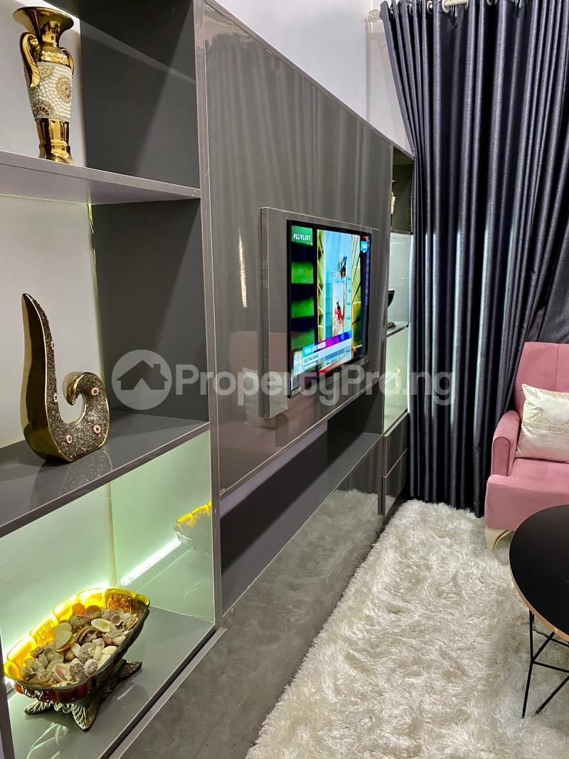 1 bedroom mini flat  Mini flat Flat / Apartment for shortlet British Village Wuse 2 Wuse 2 Abuja - 1