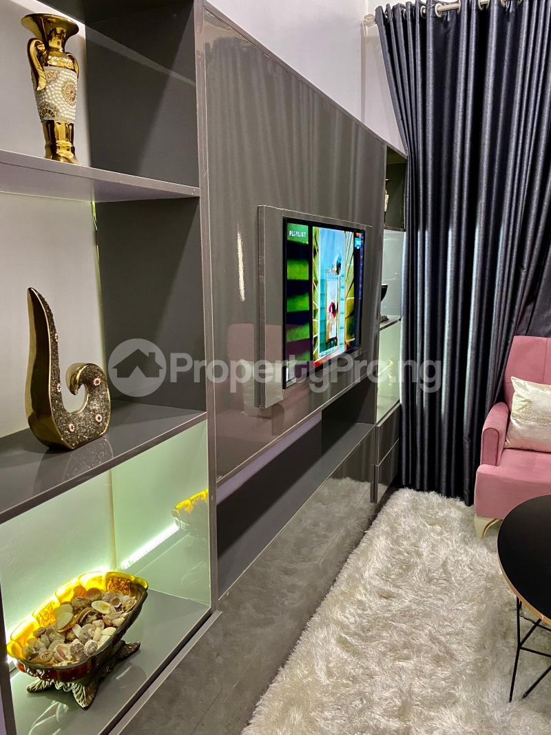 1 bedroom mini flat  Mini flat Flat / Apartment for shortlet British Village Wuse 2 Wuse 2 Abuja - 0